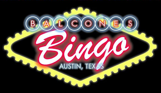 Logo for Balcones Bingo