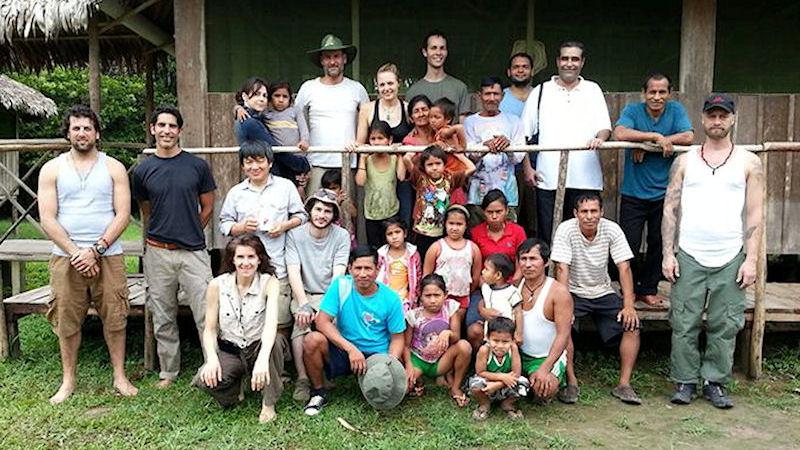 Ayahuasca Journeys by Leanne Venier