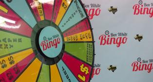 Ben White Bingo