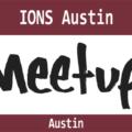IONS Austin Meetup Logo